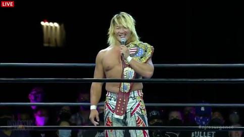 NJPW Resurgence: Tanahashi NUEVO Campeón de los Estados Unidos de IWGP al derrotar a Lance Archer