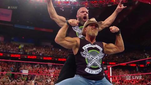 ULTIMA HORA: Regresa DX y lanzan reto a Undertaker y Kane para WWE Crown Jewel