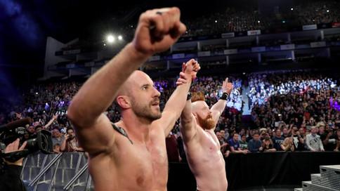 RAW: Sheamus y Cesaro nuevamente tras el oro en pareja; Reigns ataca a Strowman