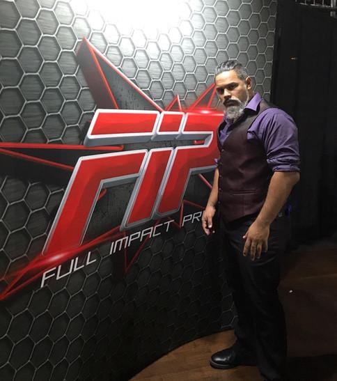 Luchador boricua debuta en empresa independiente de la Florida