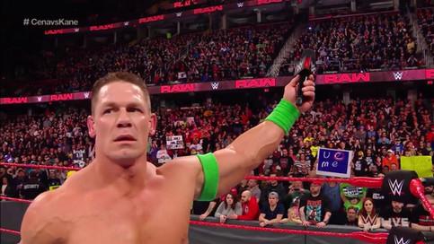 RAW: Frustrado John Cena con Undertaker; Regresa Reigns; Banks y Bayley se van a las manos y más (VI