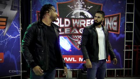 Debutan en WWL los nuevos líderes de la lucha libre