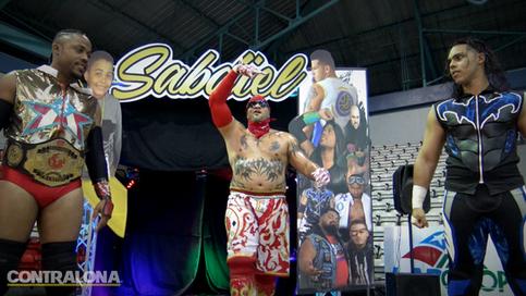 LUCHANDO POR SABDIEL: Bellito Calderón gana batalla campal; Homenaje a Love Adonis y más (FOTOS)