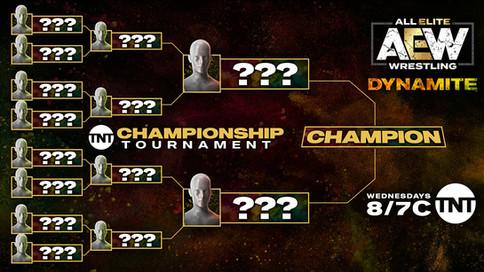 AEW anuncia torneo inaugural por el Campeonato de TNT comenzando el 8 de abril en Dynamite
