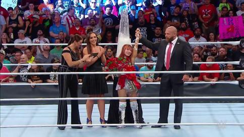 Kairi Sane se convierte en la ganadora del torneo Mae Young Classic de WWE