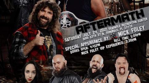 Pride of Wrestling presenta POW 15 Aftermath con aparición especial de Mick Foley