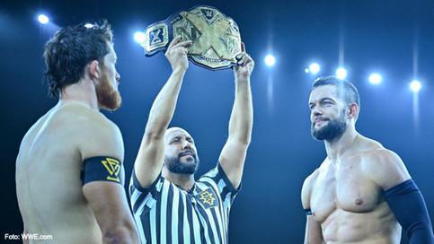 NXT TakeOver 31: Nuevo ambiente, nuevo local, misma pasión y emoción