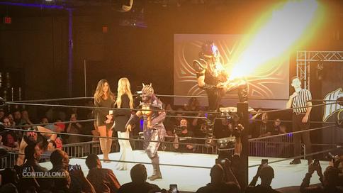 Noche histórica para Impact Wrestling y Lucha Underground; Transmisión en su totalidad (FOTOS y VIDE