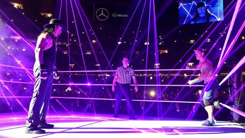 WWE WrestleMania 34: Undertaker vs. Cena se hizo realidad; Rousey y Angle salen vencedores; Nakamura