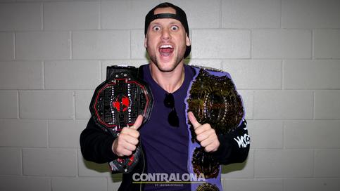 ROH Wrestling: Lethal y Taven firman contrato para encuentro titular en Aniversario 17; Scurll a ret