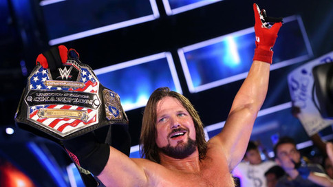 SmackDown LIVE: Styles recobra título; Cena en busca del Campeonato Mundial