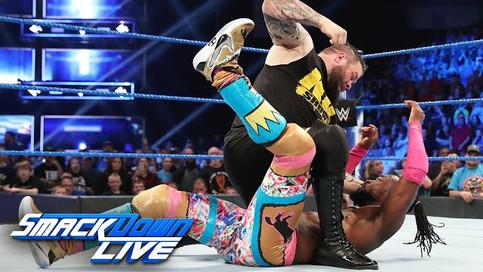 SmackDown LIVE: Owens traiciona a New Day; Doble compromiso para Lynch en Money In The Bank; Elias r