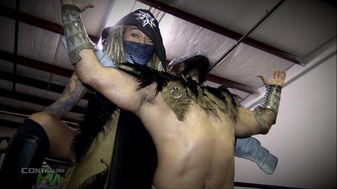 Luchadores boricuas y estudiantes se lucen en el evento HallowMEAN de Pro Wrestling 2.0