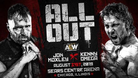 OFICIAL: Jon Moxley chocará ante Kenny Omega en el evento ALL OUT