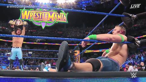 WWE Fastlane: Styles a WrestleMania; Asuka a retar a Flair; Orton se consagra Campeón de los Estados
