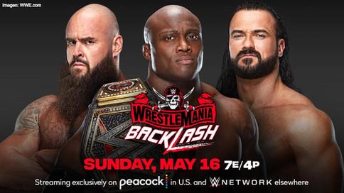 """WWE RAW: Braun Strowman le """"agua"""" la fiesta a Drew McIntyre y Bobby Lashley"""