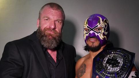 NXT: Hijo del Fantasma es el NUEVO Campeón Crucero; Maverick se queda en WWE