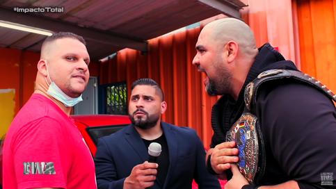 """IWA celebró lucha por el Campeonato Mundial en un """"junker"""" y en la mayor alta definición (VIDEO)"""