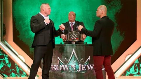 WWE: Velasquez firma acuerdo multianual con la empresa; Se confirman encuentros para Crown Jewel (VI