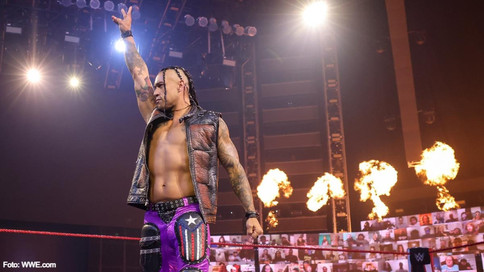 Damian Priest one step away from being a big contender in WWE