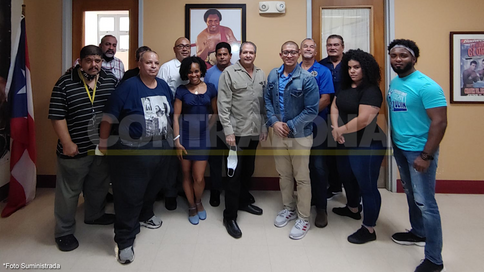 DRD presenta al primer Comité Evaluador de Lucha Libre Profesional de Puerto Rico