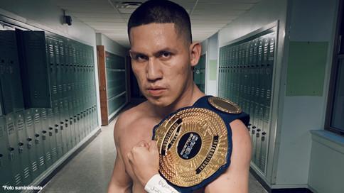 "Luchador peruano Rayo se convierte en el primer ""International Open Challenge World Champion"""
