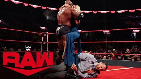Notas de RAW: Lashley y Lana humillan a Rusev; Rollins vs. Rowan; Nueva compañera de Sin Cara y más