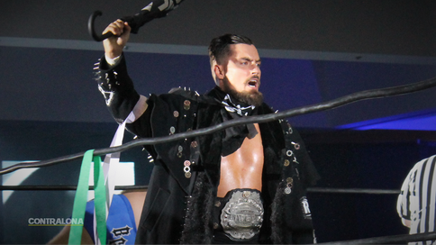ULTIMA HORA: Estrella de Ring of Honor e integrante del Bullet Club a ser parte de CWA Christmas Sho