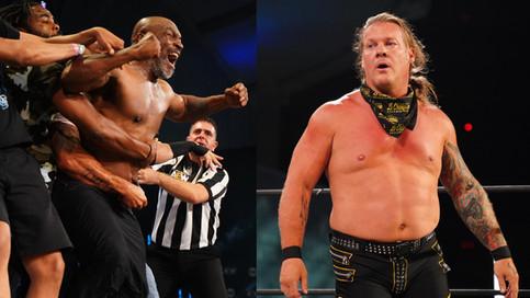 Mike Tyson y Chris Jericho: Una rivalidad orgánica en un entorno familiar