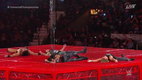 WWE Hell In A Cell: Regresa Brock Lesnar; NUEVA Campeona Femenina; Styles retiene de manera controve