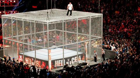 WWE Hell In A Cell: Owens derrota a McMahon; Zayn sorprende; Mahal retiene