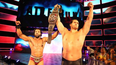 WWE Battleground: Mahal retiene; Regresa Khali; Owens recobra campeonato