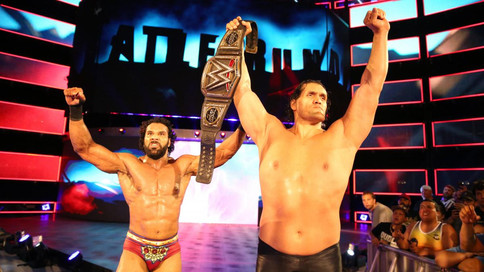 WWE Battleground: Mahal retiene; Regresa Khali; Owens recobra campeonato