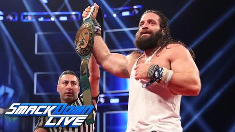 Notas de SmackDown LIVE: Elias gana y pierde su primer título; Flair ataca a Evans; Reigns y Truth e