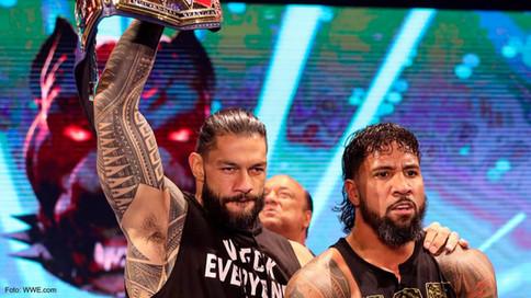 SmackDown: Poderosa y peligrosa alianza entre primos; Murphy vuelve a ver la luz