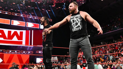 RAW: Regresa Dean Ambrose; Lesnar ataca salvajemente a Reigns; Moon vs. Bliss; Todo listo para Summe