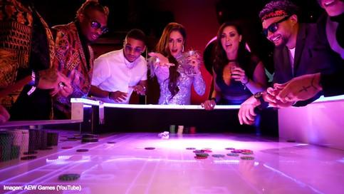 """Lanzamiento del juego """"AEW Casino: Double or Nothing"""" gratis en las aplicaciones móviles"""