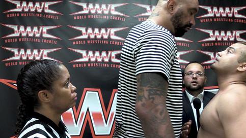 WWC: Peter John Ramos confronta a Pedro Portillo III; El Gigante Nihan se expresa (VIDEOS)