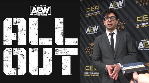 AEW: Khan se expresa sobre Lesnar; Números de Dynamite; Proud N Powerful (VIDEO)