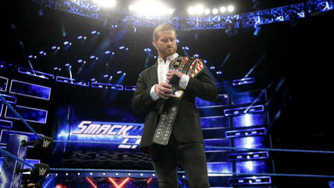 SmackDown LIVE: Ziggler abandona campeonato; Orton, Nakamura y Styles en el evento estelar; Debuta I