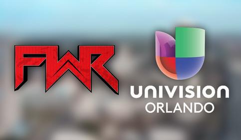 Florida Wrestling Revolution y Univisión Orlando llegan a acuerdo para programación televisiva
