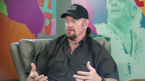 FUERA DE PERSONAJE: The Undertaker habla sobre los aspectos fundamentales de un luchador profesional