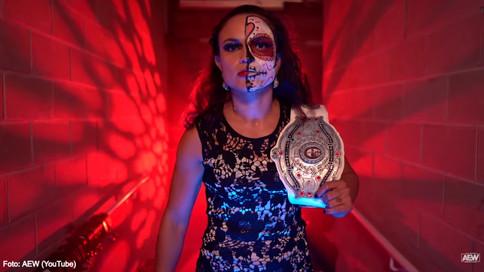 AEW: Campeona de NWA reta a la Campeona de All Elite Wrestling en Dynamite (VIDEO)