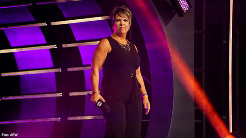 Vickie Guerrero en el Podcast AEW Unrestricted