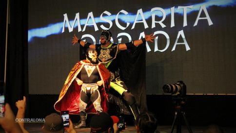 Aro Lucha: Una fusión entre lucha libre mexicana y americana para el disfrute de todos (FOTOS y VIDE