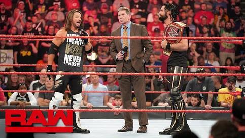 Notas de RAW: McMahon presenta la nueva propuesta 'Wild Card Rule'; Revanchas de WrestleMani