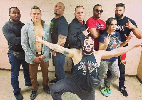 New World Rising: Brilla el sabor de la lucha libre boricua en evento celebrado en Cleveland