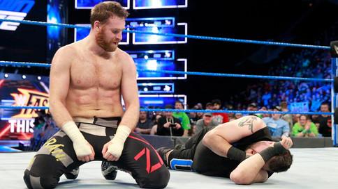 Martes de WWE: ¿Amistad culminada?; Cartelera actualizada para Fastlane; 205 LIVE y más (VIDEOS)