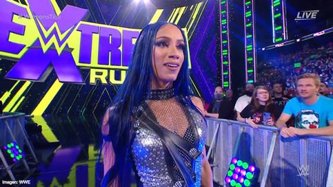 EXTREME RULES: Sasha Banks regresa a WWE y le cuesta lucha titular a Bianca Belair