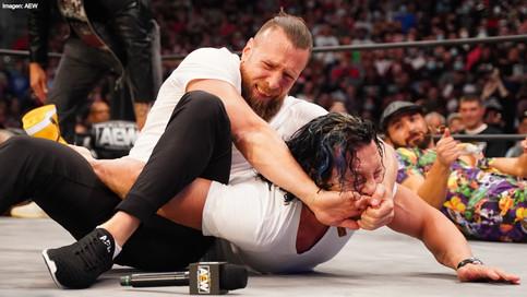 LUCHÓN: Bryan Danielson a debutar en el ring de AEW ante Kenny Omega en Dynamite: GRAND SLAM